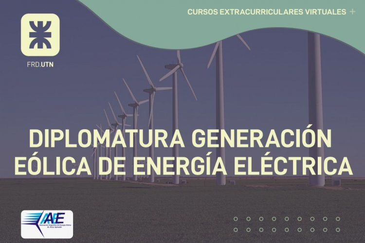 DIPLOMATURA GENERACIÓN EÓLICA DE ENERGÍA ELÉCTRICA