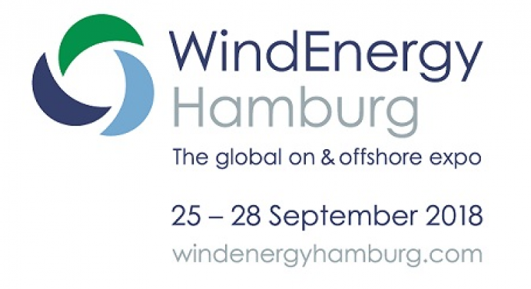 WindEnergy Hamburg, The global on & offshore Expo 2018