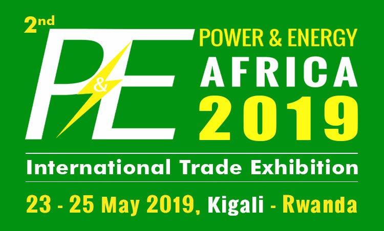 2nd Power and Energy Africa - Rwanda 2019