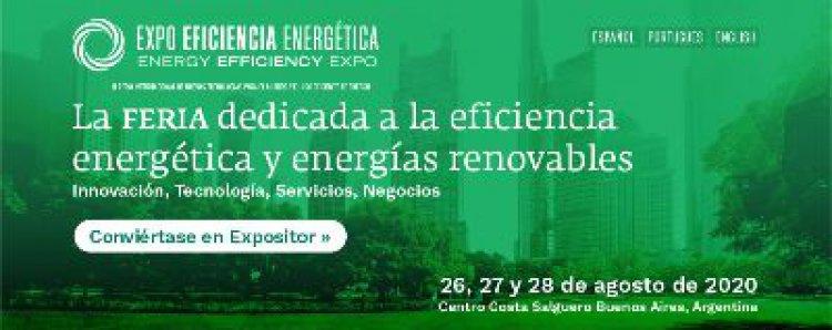 EXPO EFICIENCIA ENERGETICA 2020