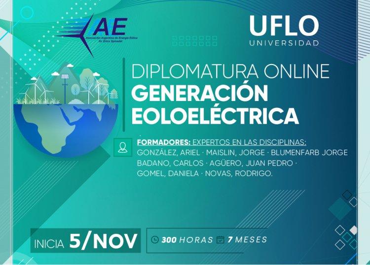 Diplomatura Generación de Energía Eoloeléctrica
