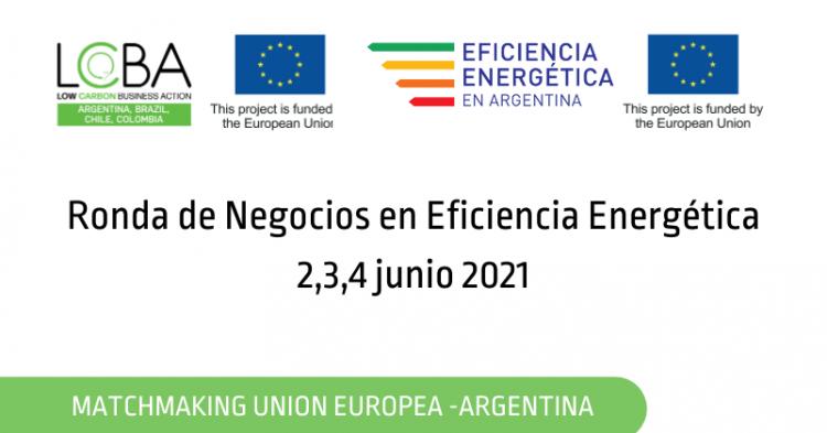 Ronda de Negocios de Eficiencia Energética