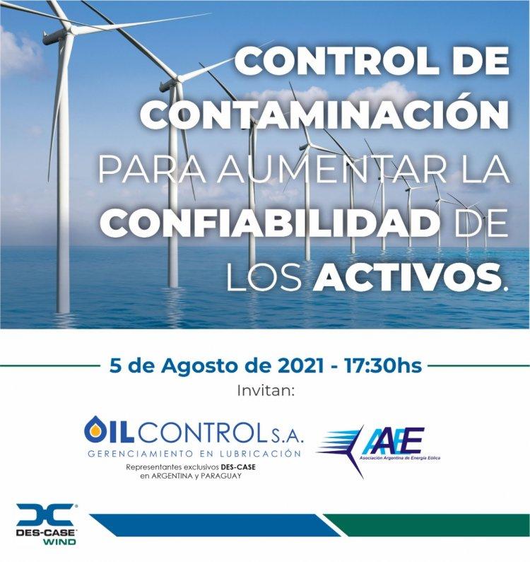 """""""Control de la contaminación para aumentar la confiabilidad de los activos"""""""